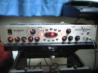 Bass V-AMP Pro